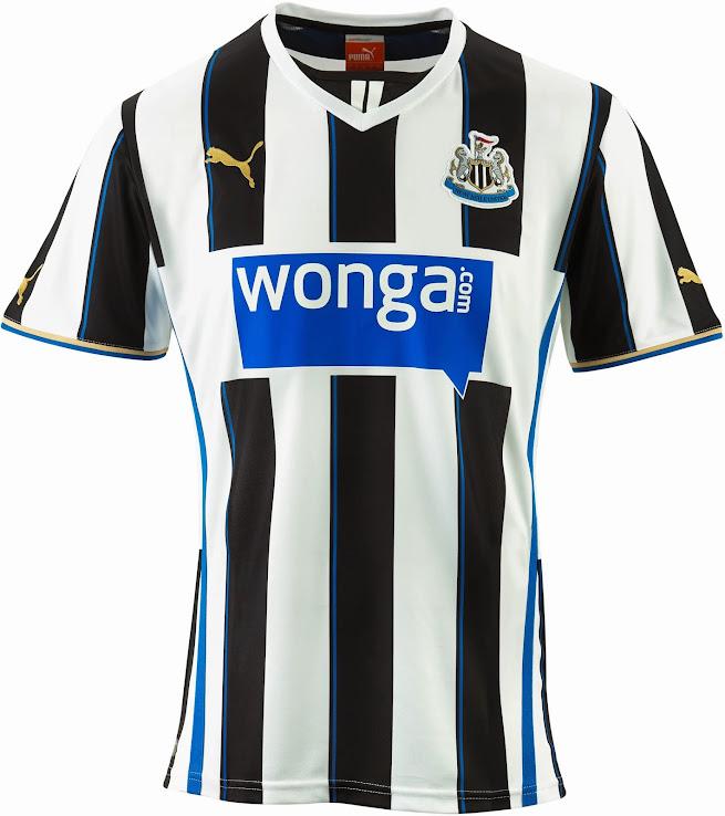 Newcastle United 13 14 2013 14 Puma Heim Ausw Rts Und