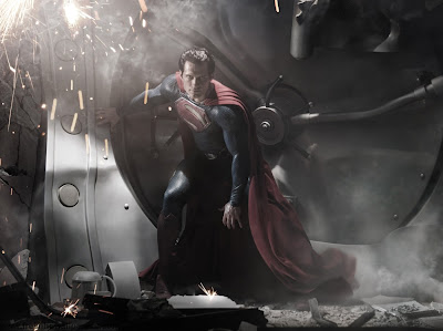 Man Of Steel 2013