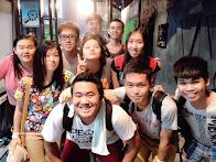 swim swim gang :)