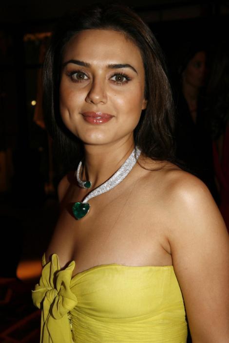Preity Zinta hottest
