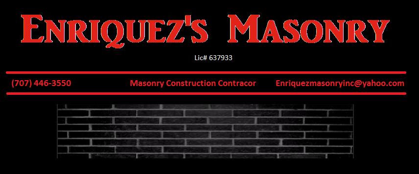 Enriquez Masonry Inc