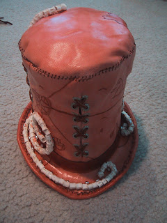 Bone Octopus Hat