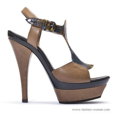 obuv barbara bui vesna leto 2011 15 Жіноче взуття від Barbara Bui