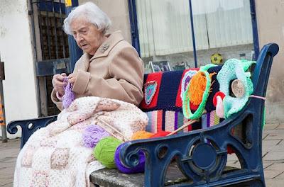 Para se inspirar: conheça as peças de artesanato da senhora de 104 anos