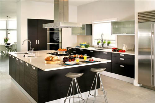 Minimalist Kitchen Design - So