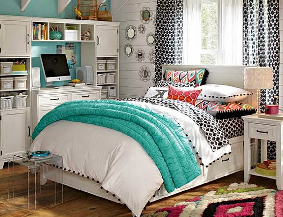 Bedroom ideas for teenage girls wallpaper hd kuovi for Ideas for teen bedroom