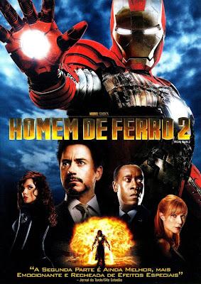 Homem de Ferro 2 – Dublado