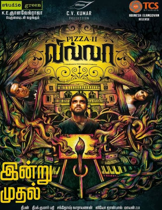 Watch Pizza 2 The Villa (2013) Tamil DVDScr Full Movie Watch Online For Free Download