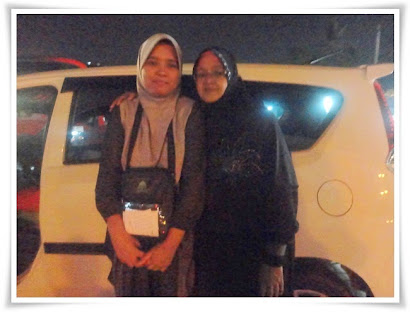 ALOR SETAR : WITH MUM