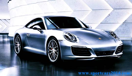 2017 Porsche 911 Concept