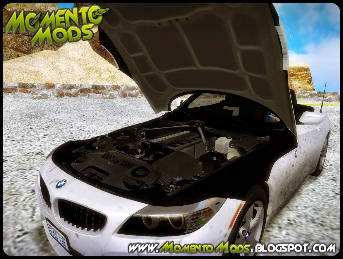 GTA SA - BMW Z4 2012