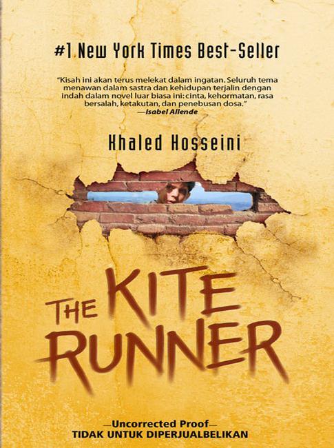 the heros journey of amir in the kite runner a novel by khaled hosseini