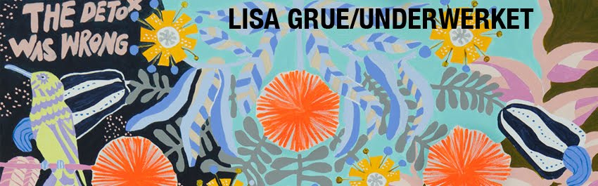 Underwerket / lisa grue