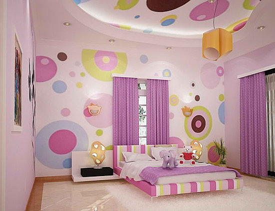 The Shopping Online Dcoration Pour Chambre A Coucher Fille Couleur