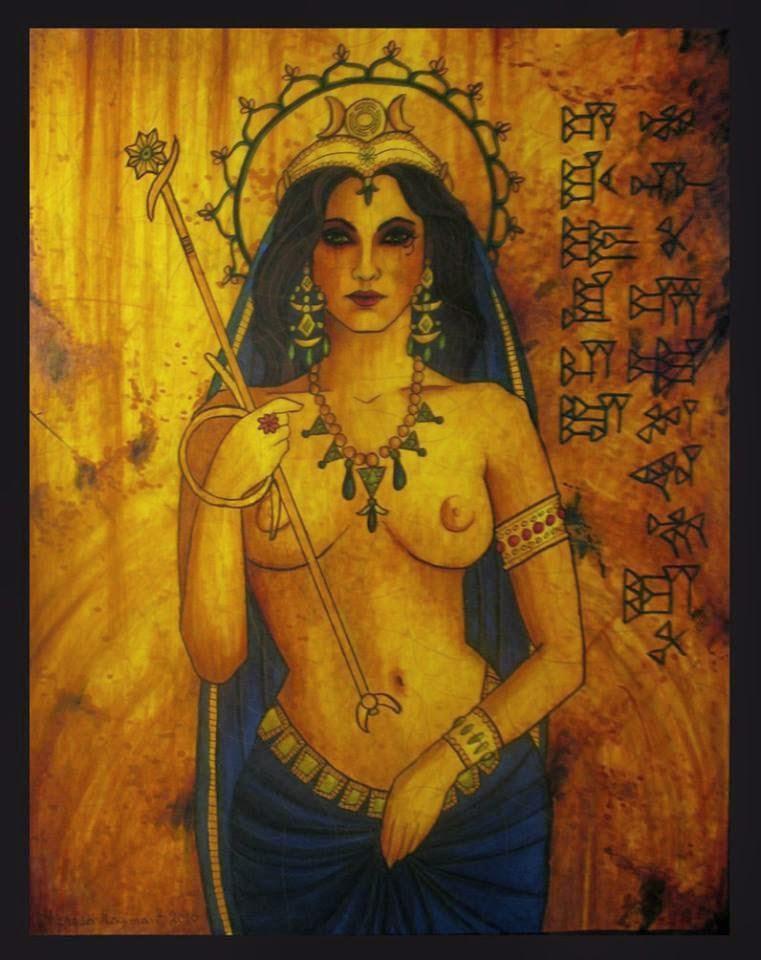 Заметки от Кобры и по конференции  IS:IS  в Констанце, 21-22 марта 2015 Части 1-4 Goddess