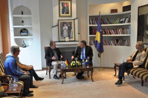 Germany and Kosovo Collaboration on Archeology