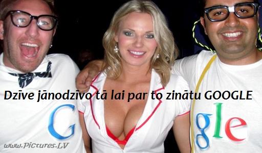 Google darbinieki