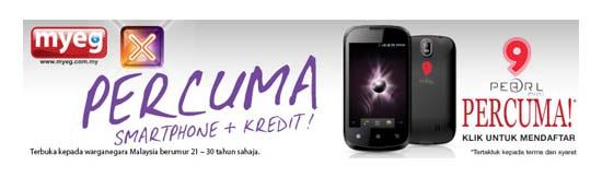 Telefon Percuma dari MyEG Untuk Blogger Belia