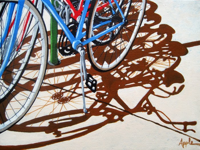 http://www.applearts.com/content/its-party-bicycle-cycling-group-realistic-bike-art