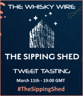The Sipping Shed Tweet Tasting