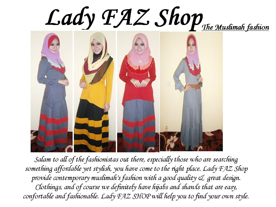 Lady FAZ Shop