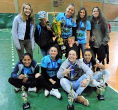 Foto de Troféus ou Taças do Águia Futebol Feminino: