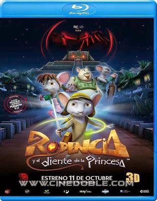 rodencia y el diente de la princesa 2012 1080p 3d sbs latino Rodencia y El Diente De La Princesa (2012) 1080p 3D SBS Latino
