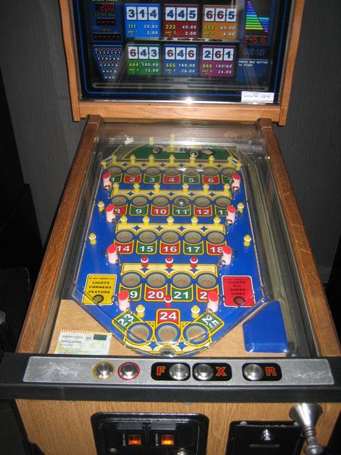 Antique gambling pinball machines best casino offers uk