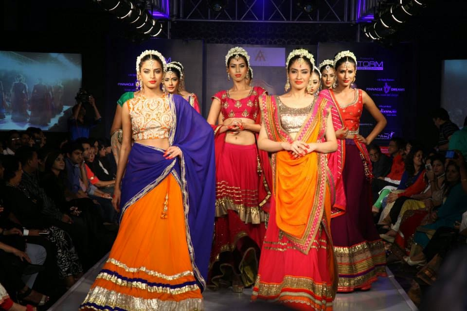 Blenders Pride Indore Fashion Week Dairy : Day 1 image