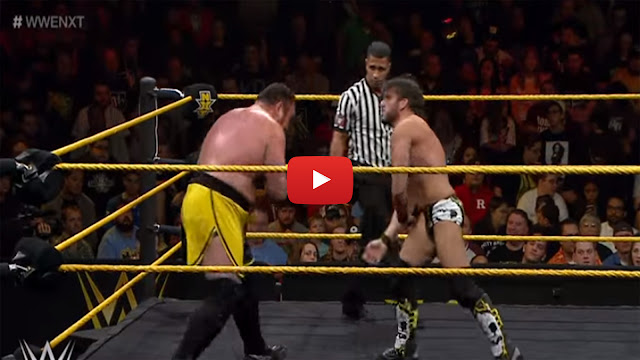video xedi smackdown submission match sport