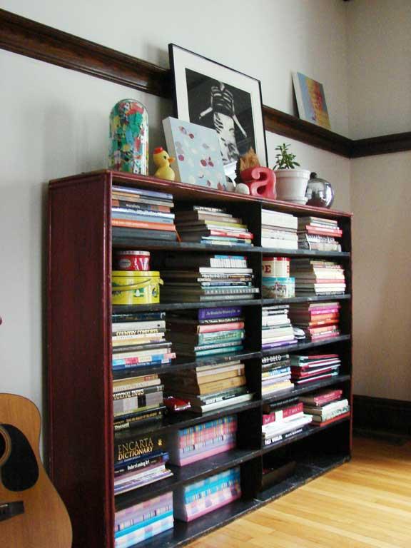 shelf. Black Bedroom Furniture Sets. Home Design Ideas