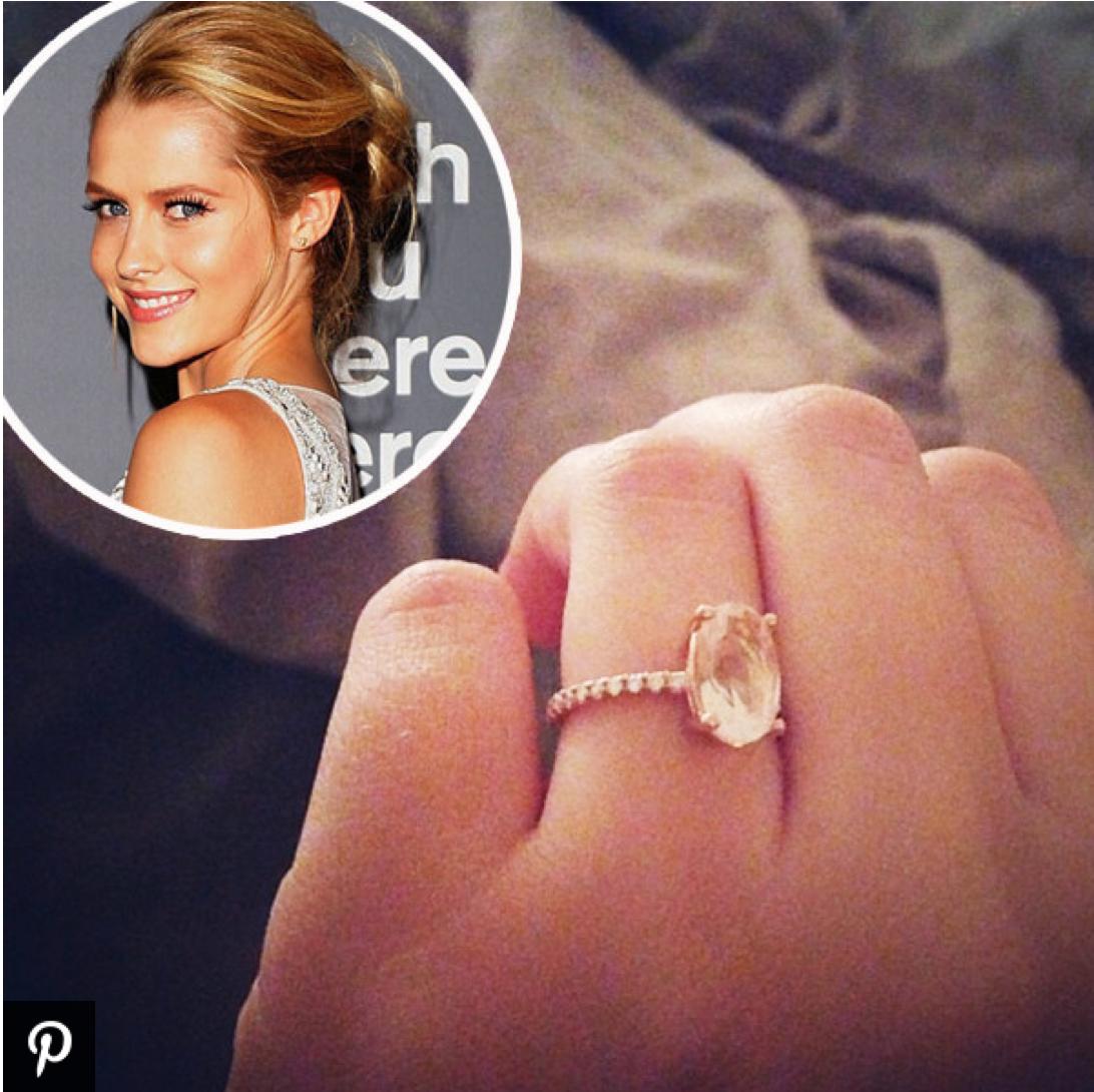 Meira T rose quartz, Mother-Of-Pearl, diamond & 14K rose ...