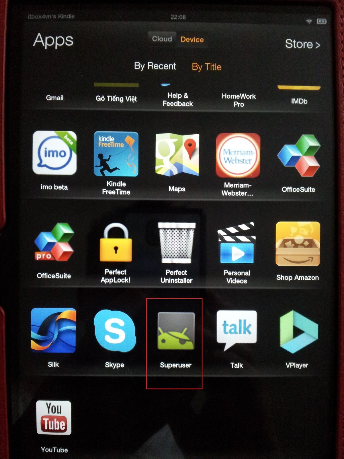 kindle fire hd instructions