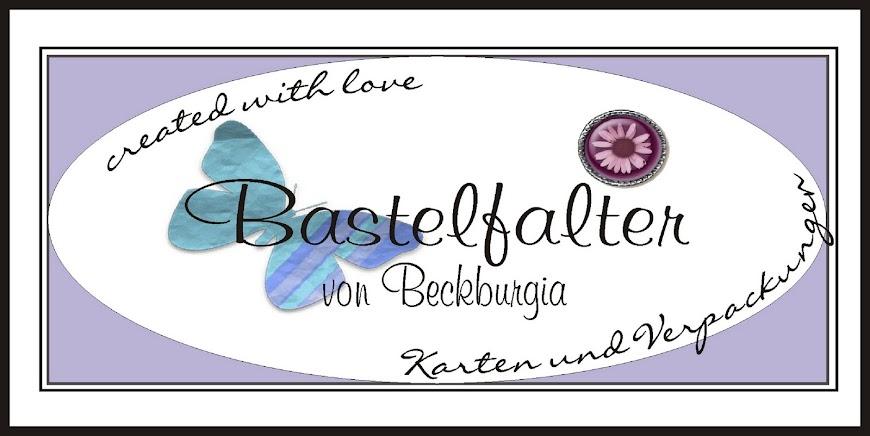 Bastelfalter von Beckburgia