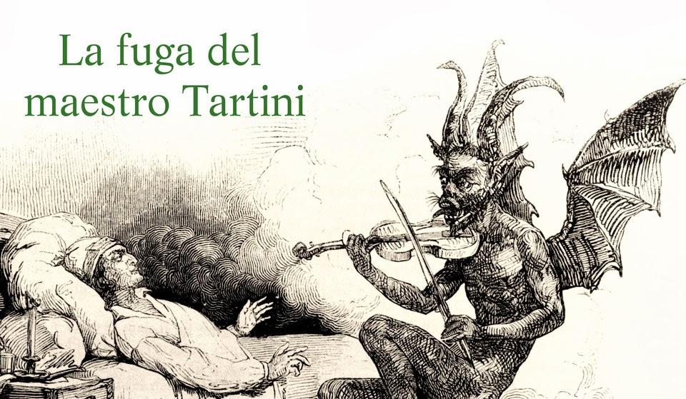 La fuga del maestro Tartini