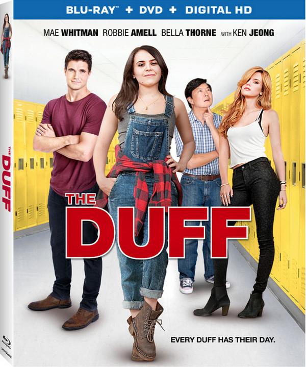 The DUFF 2015 BRRip 480p 300mb ESub