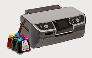 Epson R390 Printer Resetter Software