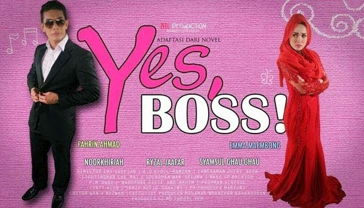 Tonton Yes Boss 2014 Full Episod 14