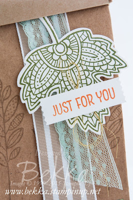 Lighthearted Leaves Treat Bag - check it out here
