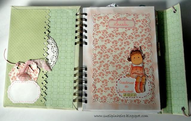 cuaderno alterado, Magnolia