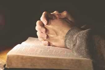 Rezar a Dios