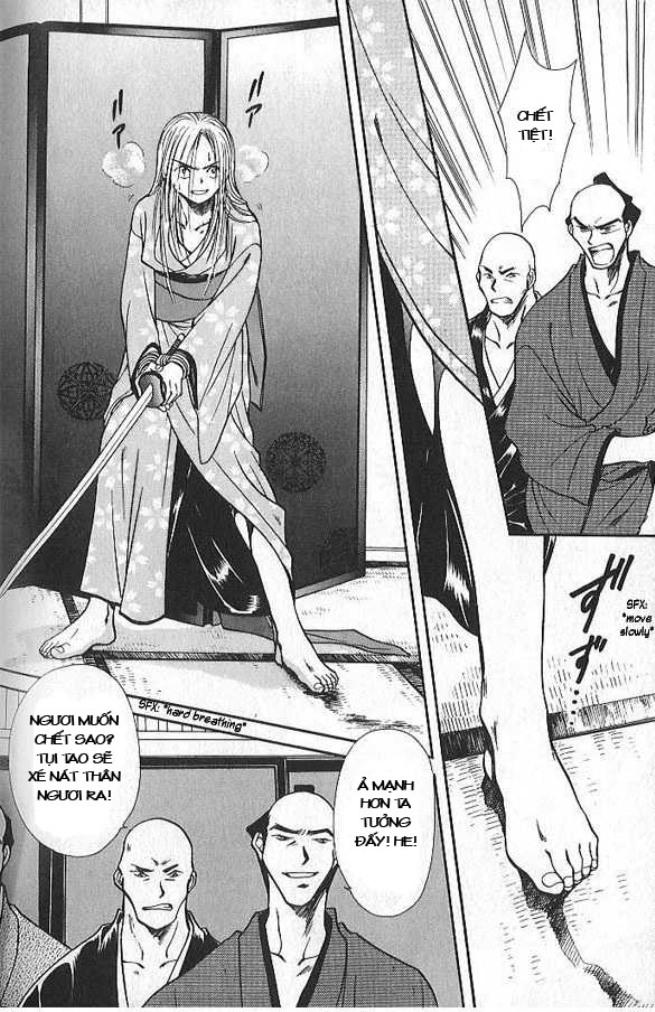 Soshite Haru No Tsuki chap 4 - Trang 25