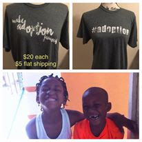 Adoption Shirts