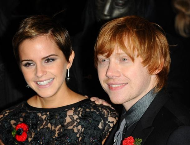 Rupert Grint And Emma Watson Dating In Real Life