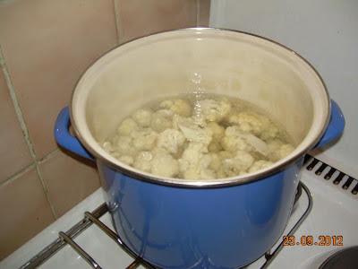Recept: Zapeceni Karfiol
