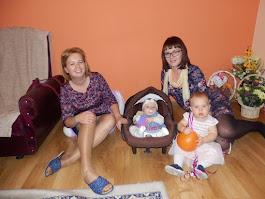 Córki i wnuczki.