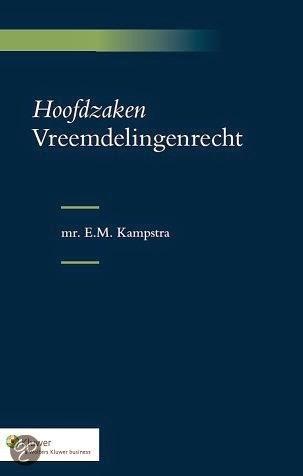 Nieuw boek Vreemdelingenrecht uit