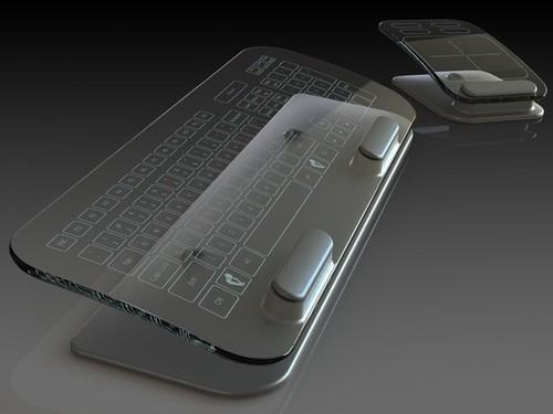glas-cam-klavye-bilgisayar-kızılotesi
