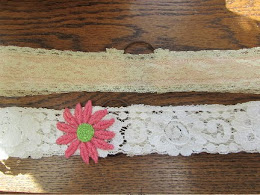 Lovely lace headbands in 10 minutes