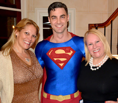 wanderlust ATLANTA Party | Carrie, Superman, Patti